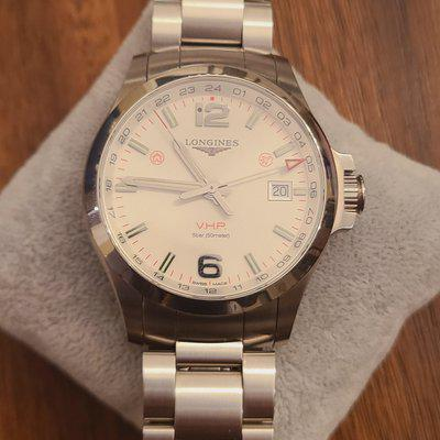 Longines Conquest VHP 43mm GMT