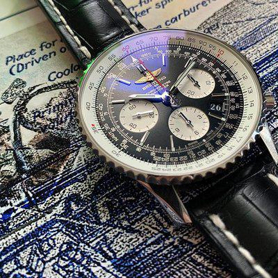 [WTS] Breitling Navitimer B01 full set with warranty — worldwide pricing and shipping!