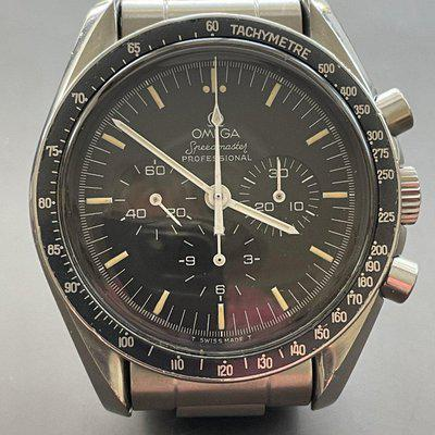 FS - Omega Speedmaster 345.0808. Apollo X1. 2nd Numbered edition. Includes boxes, guarantee card etc.