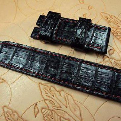FS:R series straps R01~R15 include five Panerai and four OMEGA croco straps. Cheergiant straps