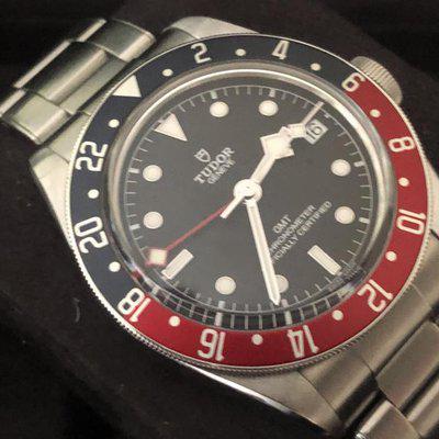 FS: LNIB Tudor Black Bay GMT Stainless Steel Case and Bracelet