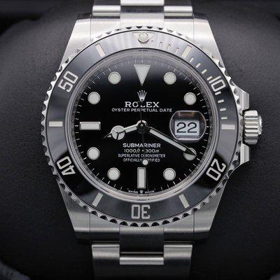 FSOT: Rolex Submariner 41 Date - 126610 - Stainless Steel - 41mm - New