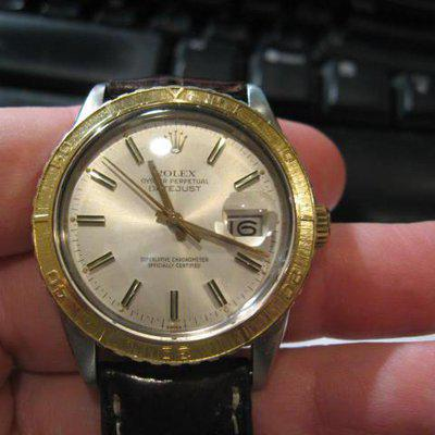 FS: ROLEX 2 tone THUNDERBIRD QUICKSET DATEJUST