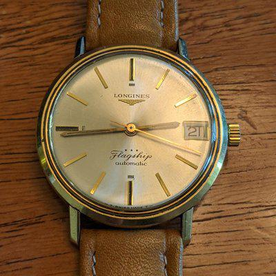 [WTS] 60s Longines Flagship Automatic FOR REPAIR