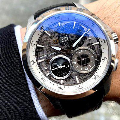 FS: Girard Perregaux Traveller Moonphase Automatic 44mm