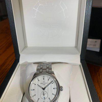 [wts] Certina DS4 small seconds