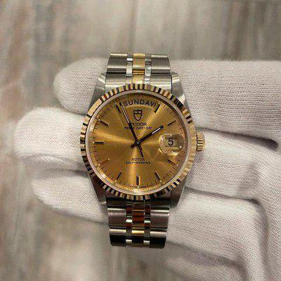 TUDOR Prince Date+Day 36mm Ref. 76213