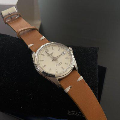 [WTS] Seiko SARB 035 - Box, Papers, and Straps!