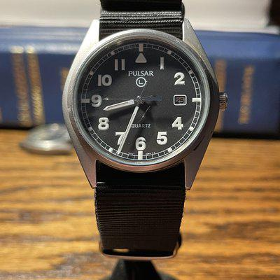 FS: 2003 British Military Issued Pulsar G10 watch Afghanistan and Iraq issue Army Navy Royal Marines