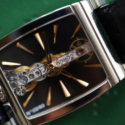 FS: Excellent condition white gold Corum Golden Bridge 113.770.59/0001 GN03.