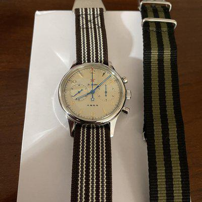 FS: Seagull Plan B 1963 Chronograph 40mm (with lume!)