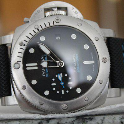 FS: Panerai Submersible PAM 973 42mm WITH PAPERS + EXTRAS! DATED 2019! WOW MUST SEE!