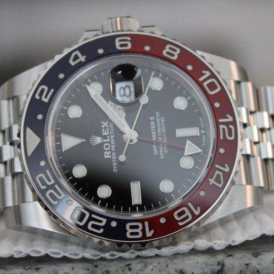 FS: 2020 Rolex 126710 BLRO GMT Master II PEPSI BOXES + PAPERS! COMPLETE SET! WOW!!!!