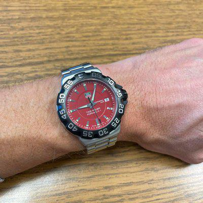 [WTS] Tag Heuer Formula 1 (Red)