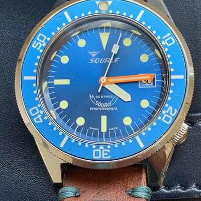[WTS] Squale 50 Atmos