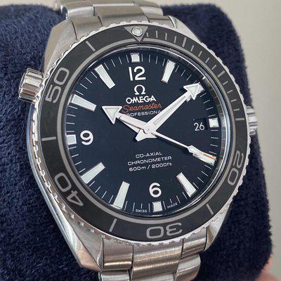 [WTS] Omega Seamaster Planet Ocean 42mm Box & Papers 8500 mvmt