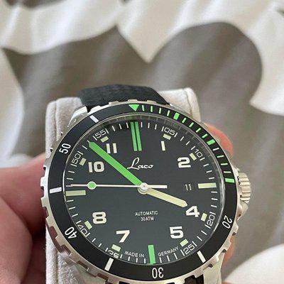 [WTS] Repost & Reduced. Laco Squad Amazonas with top-grade movement