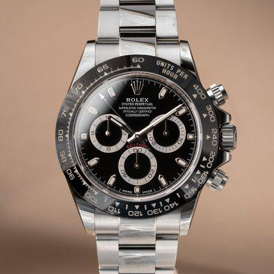 FS: 2020 Rolex Daytona 116500 Black Dial with Box and Papers