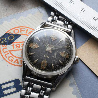 FS: Reduced Early Certina DS ref. 5601.003