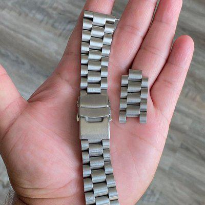 [WTS] - Strapcode Militat 22mm Straight End Endmill bracelet - $45 Shipped