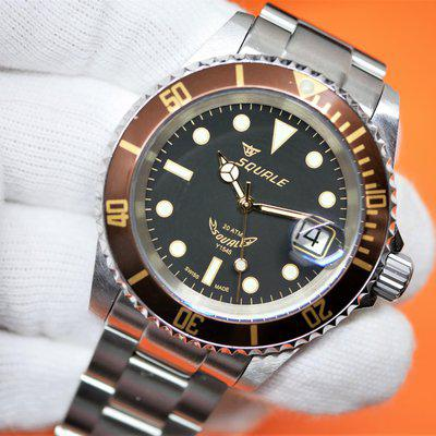 [WTS] Squale Root Beer Heritage Aluminium 20 ATMOS 1545 for $340