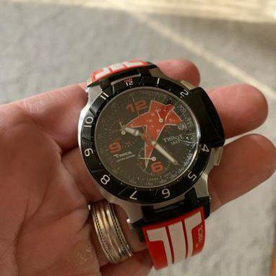 FSO: Tissot Nicky Hayden Trace Chronograph LE 2013