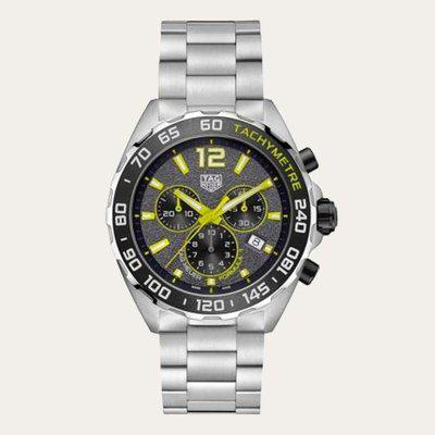 FS: TAG HEUER F1 Collection 43mm CAZ101AG.BA0842 - US$1831. Authentic and Brand New.