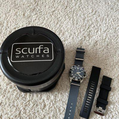 [WTS] Scurfa Diver One D1-500 Gloss Black