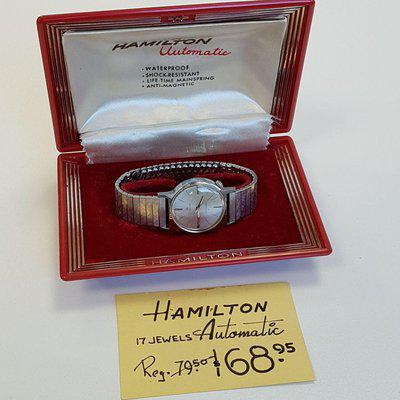 [Vends] Hamilton Accumatic A-504 - 1500 €