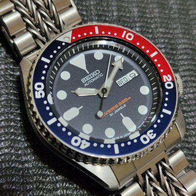 [WTS] Seiko SKX009J with Extras