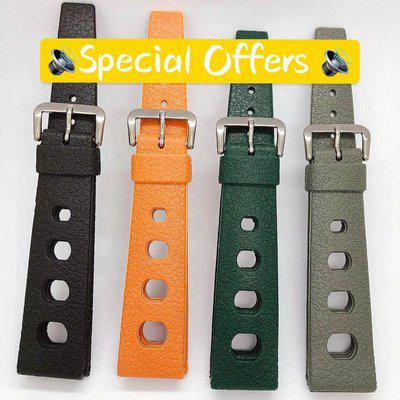 Special Offers - 4 Color - Tropic Style Rubber Strap - New