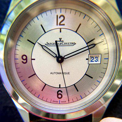 FS: Jaeger LeCoultre Master Control Date Sector Men's Watch Q1548530