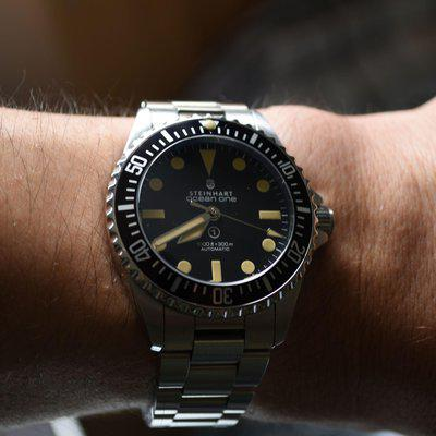 [WTS] Steinhart Ocean Vintage Military 39 Great Condition