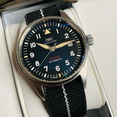 FSOT: IWC Spitfire IW326801 In-House Movement 72hrs