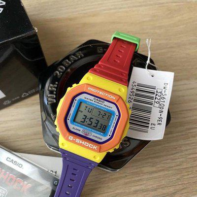 [WTS] Casio Psychodelic Series Square G