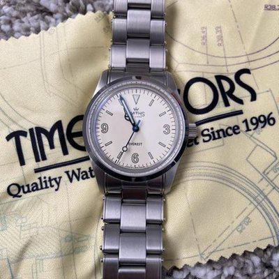 FS: SMITHS PRS-25 36MM EVEREST EXPLORER 1016 RARE WITH BRACELET – COMPLETE – ALL SOLD OUT.