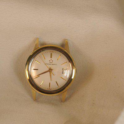 SOLD - Eternamatic dress watch in beautiful condition.