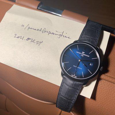 """[WTS] Girard-Perregaux 1966 """"Earth to Sky"""" Edition"""