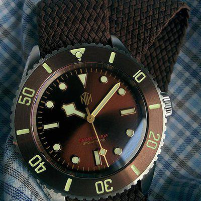 FS: NTH Barracuda Brown with never worn bracelet