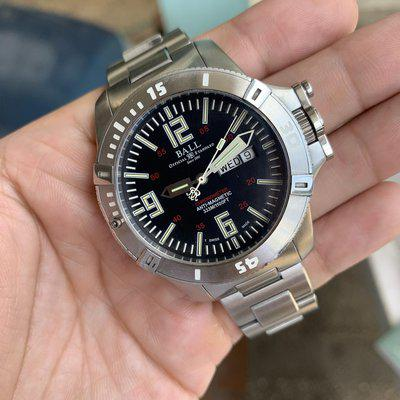 [WTS] Ball Engineer Hydrocarbon Spacemaster DM2306A - $ 1,100