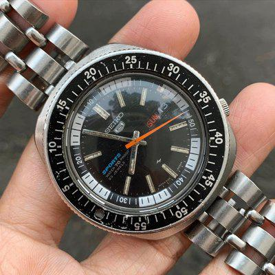 "FS: Seiko 5126-6030 ""The Double Hurricanes"" Summer 1969"