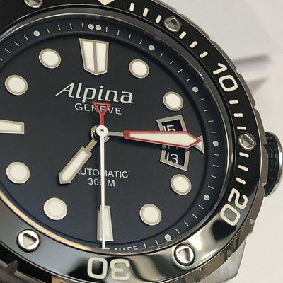 Alpina SeaStrong 44mm Automatic Excellent!!!!! ONLY $625 shipped!!!