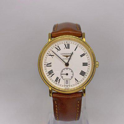 [WTS] REDUCED Longines Presence Automatic Refrence L4.804.2.11 $700 OBO