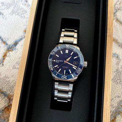[WTS] Christopher Ward Trident C60 Pro 600 Blue 38mm - Mint Condition - $675