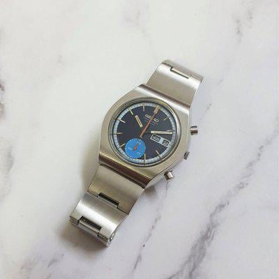 [WTS] Blue Lobster Seiko 1975 SERVICED Automatic 6139-8020 Rare Chronograph watch