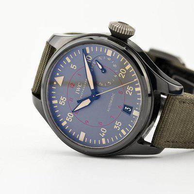 fsot - IWC Big Pilot - Top Gun Miramar - 48mm - IW501902 ( excellent / complete )