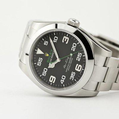 fsot - Rolex Oyster Perpetual - Air King - 116900 - 40mm - ( new / fully stickered )