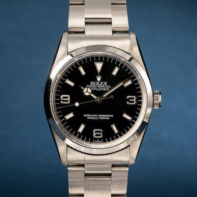 FS: 1998 Rolex Explorer 14270 with Papers
