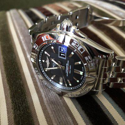 FS: Breitling Galactic 41