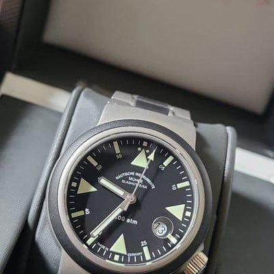 FSOT: Muhle Glashutte SAR Rescue Timer Watch - Complete Set, 2019 Purchase, Great Piece - $1,375